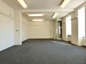 Pronájem, obchodní prostor, 110 m2, Brno