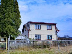 Prodej, rodinný dům 6+1, Bohdaneč - Šlechtín