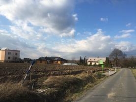 příjezdová cesta (Prodej, pozemek, 1057 m2, Rychvald), foto 3/7