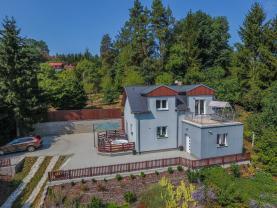 Prodej, rodinný dům, 1200 m2, Hrusice