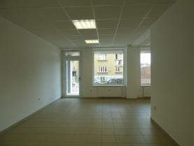 Pronájem, komerční prostory, 37 m2, Opava - Předměstí