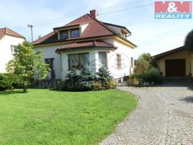 Prodej, rodinný dům 5+1, 1584 m2, Pardubice - Staré Hradiště