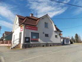 Prodej, obchod a restaurace, Šťáhlavy, ul. Švehlova