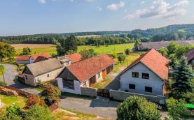 Prodej, rodinný dům, 3.800 m2, Nové Nespeřice
