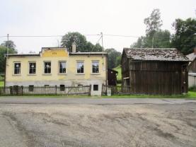 Prodej, rodinný dům, 130 m2, Dolní Paseky, Aš