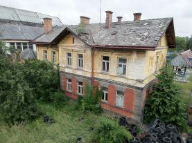 Prodej, komerční objekt, 6551 m2, České Velenice
