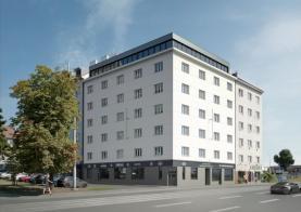 Prodej, byt 1+1, 56,6 m2, Praha 10 - Michle, ul. U Plynárny
