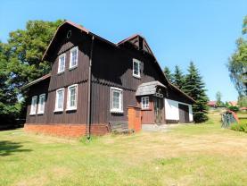 Prodej, rodinný dům 4+1, 141 m2, Bublava