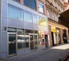 Pronájem, obchodní objekt, Brno, ul. náměstí Svobody