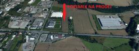 Prodej, pozemek, 3215 m2, Olomouc - Hodolany, ul. Lipenská