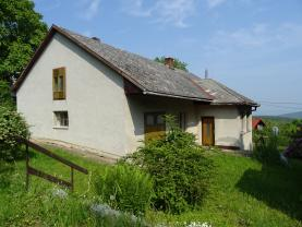 Prodej, rodinný dům 3+1, 120 m2, Malá Víska