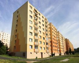 Prodej, byt 2+1, 60 m2, DV, Jirkov, ul. Na Borku