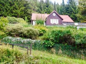 Prodej, chalupa 5+1, 14 626 m2, Údolí Kamenice -Tanvald