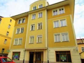 Prodej, byt 3+kk, 75 m2, Mariánské Lázně, ul. Dvořákova