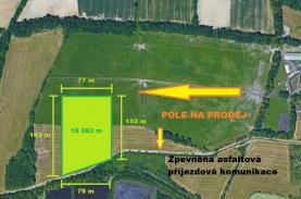(Prodej, pole, 10383 m2, Ostrava - Hrabová), foto 2/7