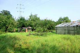 Prodej, zahrada, 1365 m2, Ostrava - Slezská, ul. Lachova