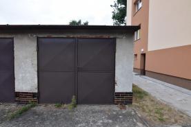 Prodej, garáž, 22 m2, Česká Lípa, ul. Na Ptačí louce