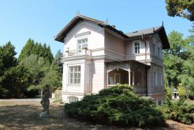 Prodej, novorenesanční vila, 321 m2, Roztoky u Prahy