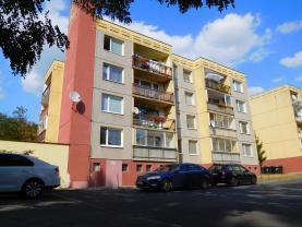 Prodej, byt 4+1+balkon, 80 m2, Plzeň, ul. Partyzánská