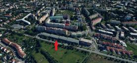 Prodej, garáž, 15 m2, Olomouc, ul. Okružní