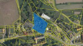 Prodej, pozemek, 1714 m2, Kosov