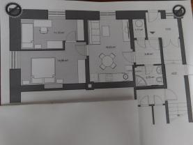 (Prodej, byt 3+kk, 55 m2, Praha východ - Mratín), foto 3/17