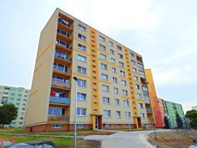 Pronájem, byt 2+1, 56 m2, Česká Lípa, ul. Bardějovská
