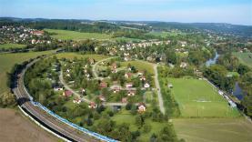 Prodej, stavební parcela, 979 m2, Čerčany