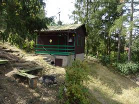 Prodej, chata 29 m2 a 33 m2, Čilá
