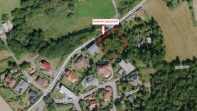 Prodej, stavební parcela 1581 m2, Tehov, ul. Všestarská