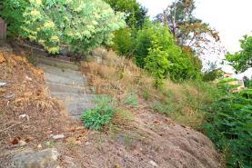 pohled na zahradu (Prodej, zahrada, 500 m2, Jablonné v Podještědí, ul. Lidická), foto 2/7