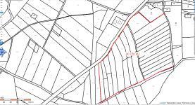 Prodej, stavební pozemky, 40156 m2, Lovečkovice