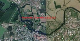 Prodej, pole, 2513 m2, Louny