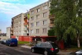 Pronájem, byt 3+1, 74 m2, Planá, ul. Bohušova