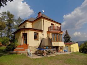 Prodej, rodinný dům, Děčín - Chmelnice, ul. V Lukách