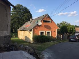 Prodej, rodinný dům 2+kk, 446 m2 , Mileč