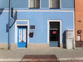 Pronájem, obchodní prostor, 13 m2, Kladno, ul. Komenského