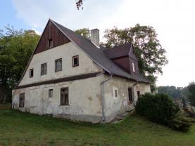 Prodej, chalupa, 150 m2, Jindřichovice u Sokolova