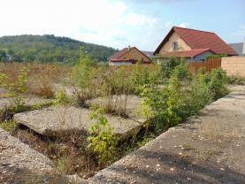Prodej, stavební parcela, 825 m2, Most - Rudolice