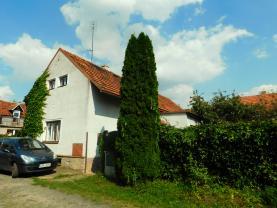 Prodej, rodinný dům 3+1, Kněževes u Rakovníka, 454 m2