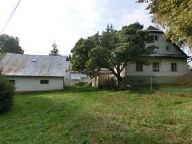 Prodej, rodinný dům, 10587 m2, Křižánky