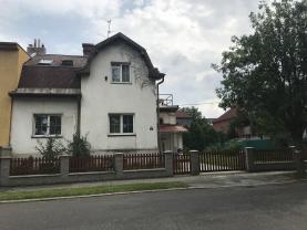 Pronájem, rodinný dům, Ostrava, ul. Matrosovova