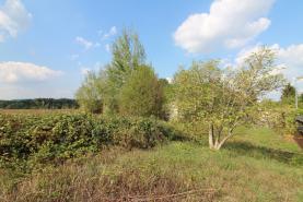 Prodej, stavební pozemek, 1348 m2, Zahrádky - Borek