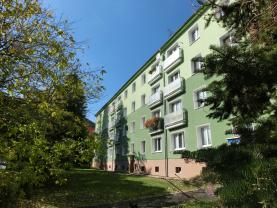 Prodej, byt 2+1, 52 m2, Sokolov, ul. Sokolovská