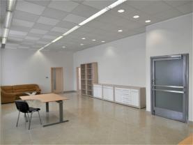 Pronájem, kancelářské prostory, 136 m2, Plzeň - Centrum