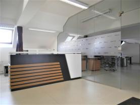 Pronájem, kancelářské prostory, 207 m2, Plzeň - Centrum