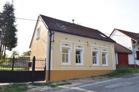 Prodej, rodinný dům, 93 m2, Mšeno, zahrádka