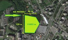 Prodej, les, 11653 m2, Orlová - Lutyně