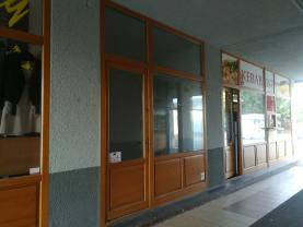 Pronájem, obchod, 8,3m2, Plzeň- Skvrňany