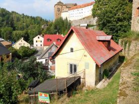 Prodej, chalupa, 2+kk, 51 m2, Bečov nad Teplou, ul. Úzká